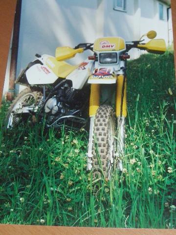 DR 350 US- Version ca. 1993 - (Suzuki, Vergaser, Leerlaufdrehzahl)