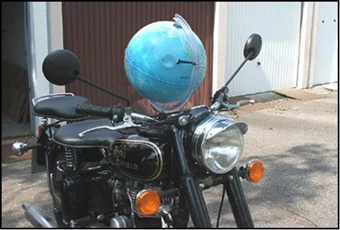 Navi-Bike - (Motorradtour, Motorradnavi)