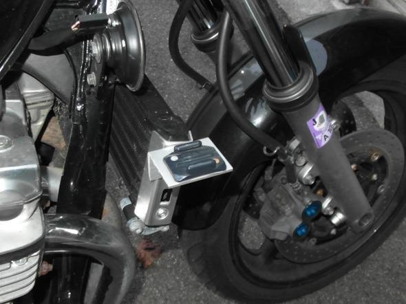 GoPro - (Motorrad, GoPro)