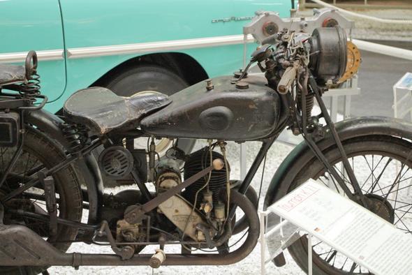 Triumph Deutschland - (Motorrad, Geschichte)