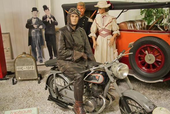 Standart - (Motorrad, Geschichte)