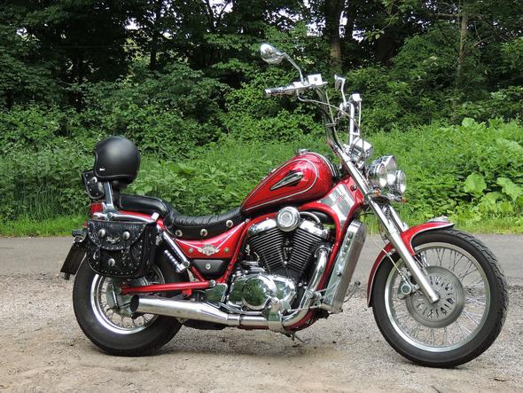 Trude1 - (Motorrad, Hobby, Zweitmotorrad)