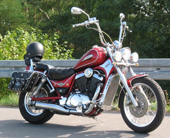 Trude2 - (Motorrad, Hobby, Zweitmotorrad)