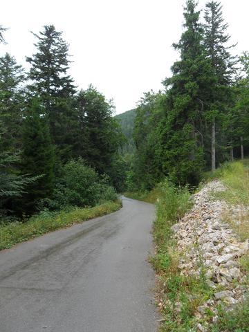 """Irgendwo in Slowenien (Slowenischen """"Hexenloch"""" ;-) ) - (Tour, Motivation)"""