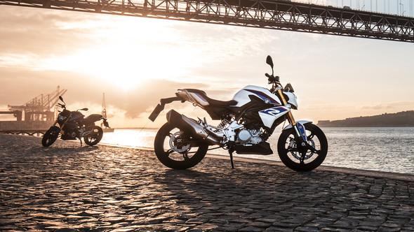 BMW G310R - (300ccm, Yamaha R3)