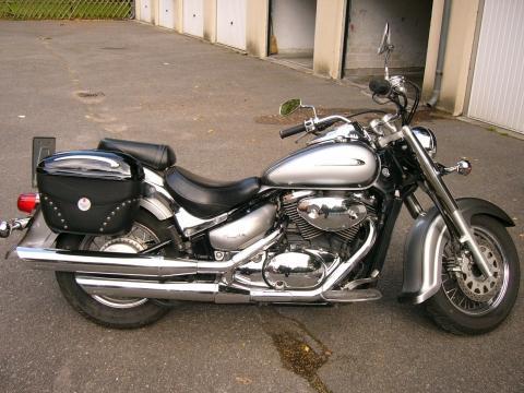Meine Trude - (Motorrad, Auto, Sportwagen)