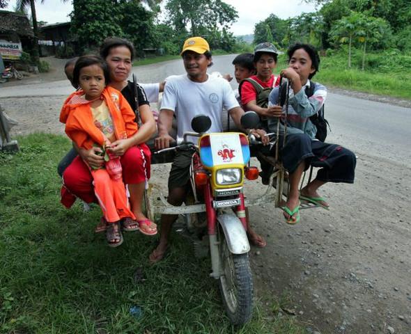 Familienbiker - (Ladung)