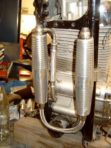 Bild 1 - (Ölkühler, Ölkühler Blende)