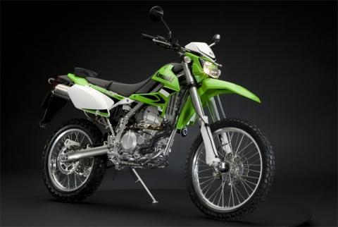 Kawa KlX 250 (Quelle: www.1000ps.de) - (Enduro, 250ccm, KLX250)