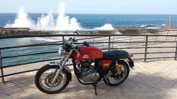- (Urlaub, Motorradmiete, teneriffa)
