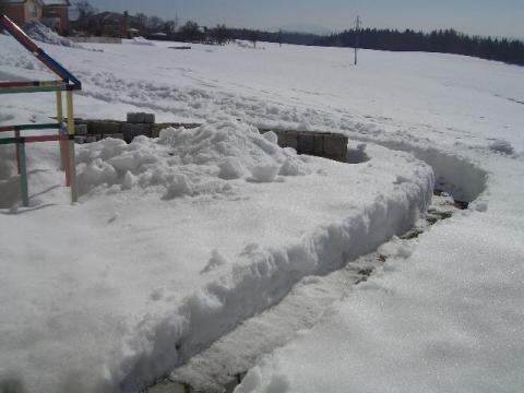 Februar 2006 - (Winterzeit, Playstation, Beschäftigung)