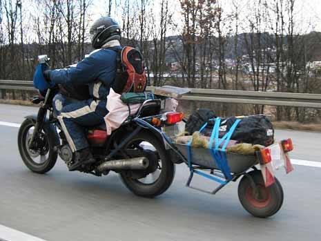Gepäckwagen - (Gepäcktransport)