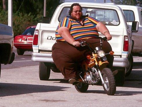 Sumo - (Motorrad Gewicht erhöhen)