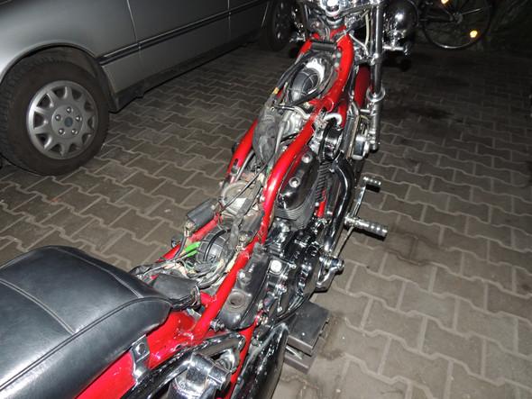 VS800-1 - (Motor, Vergaser, Zylinder)