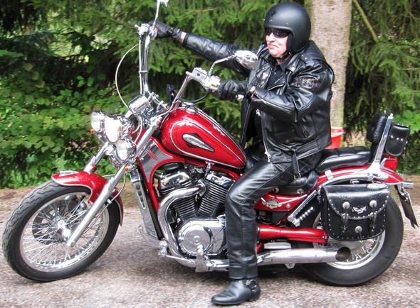 Bonny - (A2, Welches Motorrad)