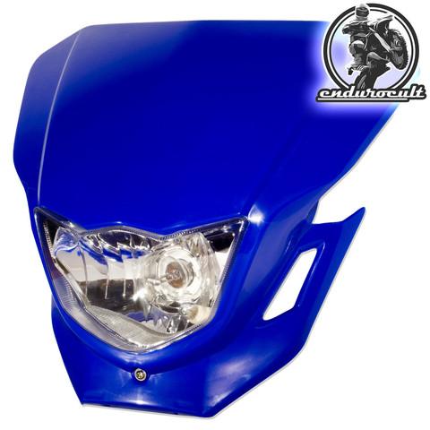 Lichtmaske - (Farbe des Lichts, Blaue Beleuchtung)