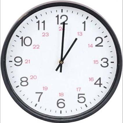 Ur-Zeit - (Uhrzeit)