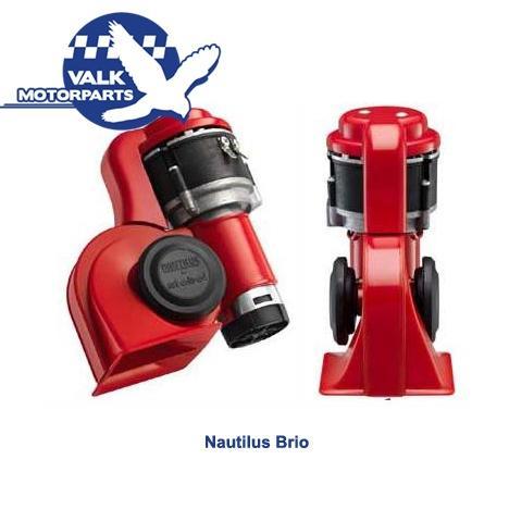 Horn Natilus Brio (Quelle s. Link) - (Hupe, Autofahrer, Fanfare)