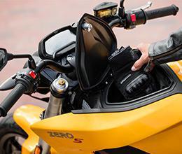 - (Motorrad, Extras)