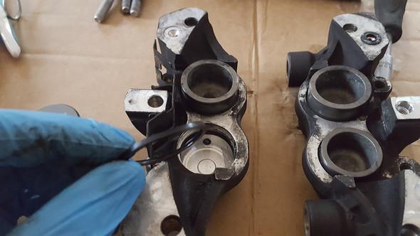 - (Motorrad, Bremsen, GsxR600K6)