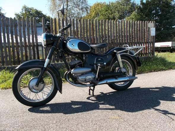 - (Moped, Öl, Oldtimer)