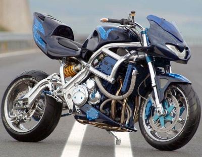 Bilduntertitel eingeben... - (Suzuki, Hayabusa, Umbau auf Superbikelenker)