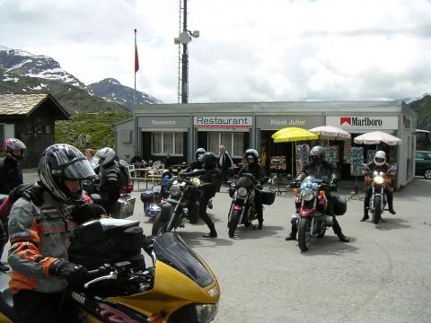Treffpunkt für Mopetfahrer - (Tour, Motorradtour, reise)