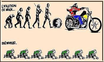 Evolution... - (Technik, Zukunft, Radar)