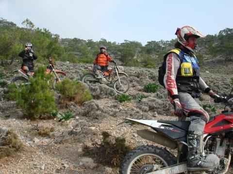 Bilduntertitel eingeben... - (Enduro, Winter, Temperatur)