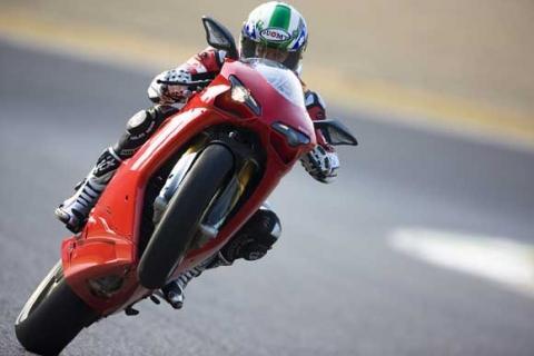 Bilduntertitel eingeben... - (Motorrad, Gewicht, Handling)