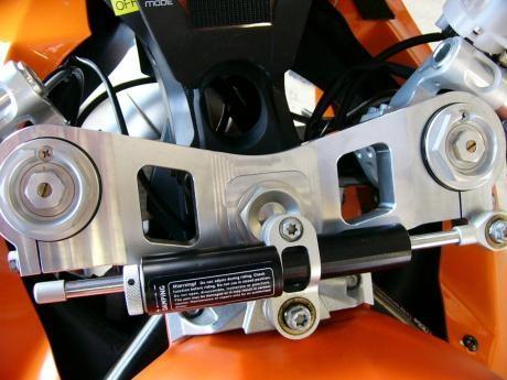 Bilduntertitel eingeben... - (KTM RC8, Superbike Umbau)