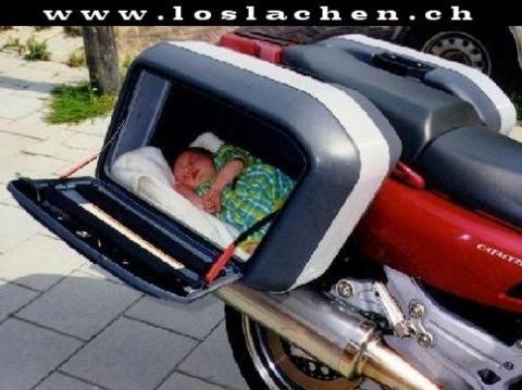 Bilduntertitel eingeben... - (Tiefe Transport Motorrad, Tier transportieren Motorrad)