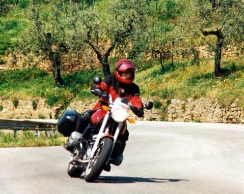 Bilduntertitel eingeben... - (Reisemotorrad, BMW R850, Langstreckenfahrzeug)