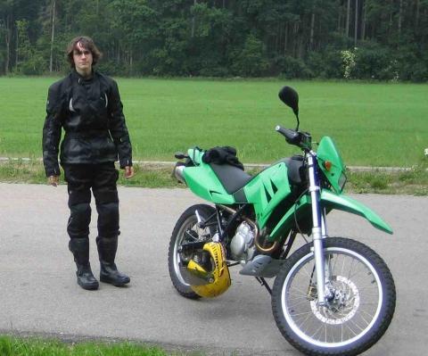 - (Motorrad, 125ccm, A1)