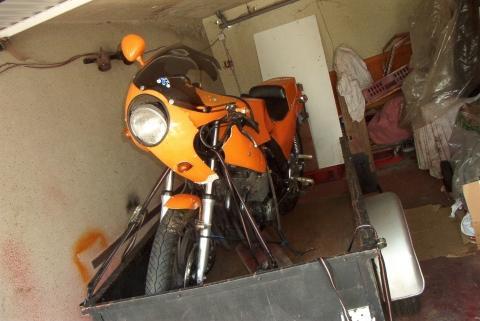 Yamaha XJ650 - (Motorrad, erstes, zulassungen)