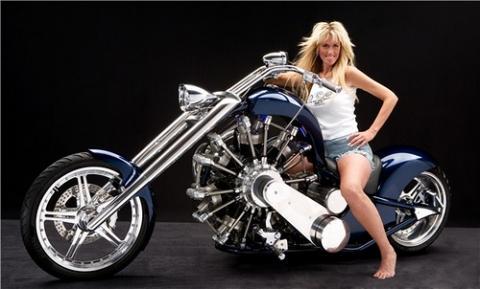 - (Motorrad, Motor, Hubraum)