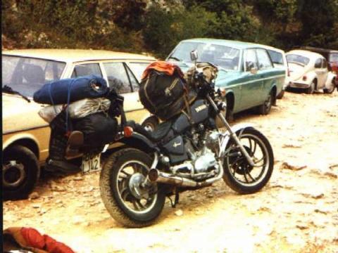 France - (Motorradtour, Wiedereinsteiger, Urlaubsfahrt)