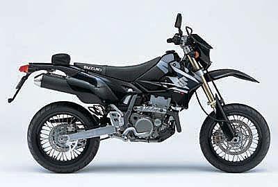 Szuki DRZ 400 SM (Bildquelle s. Link) - (Motorrad, Gewicht, leicht)