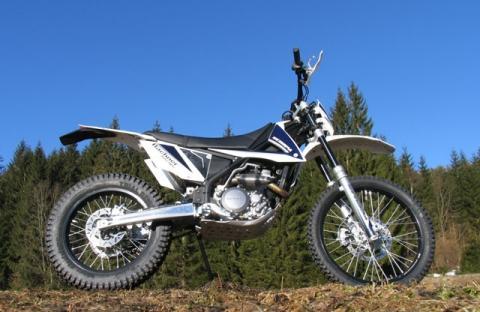 Sorpa T-Ride 250F (Quelle s. Link) - (Motorrad, Gewicht, leicht)