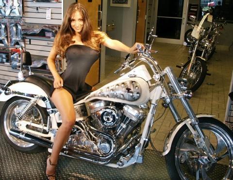 - (Motorrad, Anfänger, Frauen)