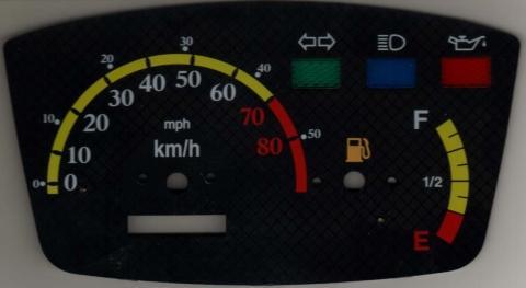 - (Roller, Moped, 49ccm)
