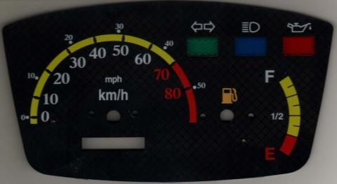- (Moped, Roller, 49ccm)