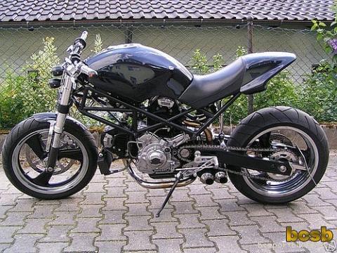 - (Motorrad, Radstand)