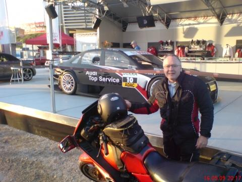 - (MotoGP, Training, Vorbereitung)