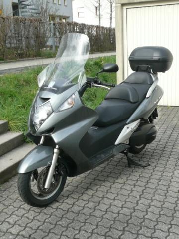 Honda fjs 600 SilverWing - 50 PS Bj. 2003 ABS - 16.200 km - (Profil, Bilder)