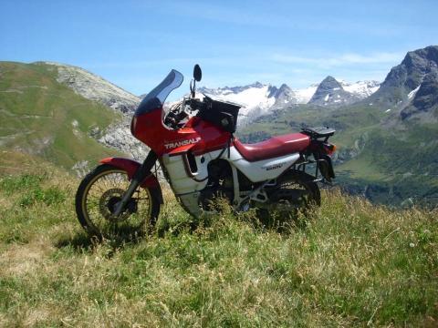 Transalp von Endurist / Südrampe Col du Mont Cenis/F - (Profil, Bilder)