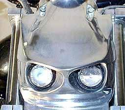 - (Lampenmaske Roller Motorrad, Lichtausbeute E-Zeichen)