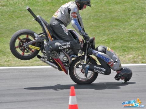 - (Geschwindigkeit, Sozius Fahrweise Motorrad)