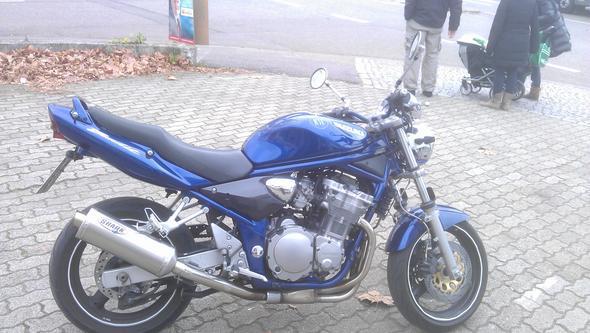 Suzuki GSF 600 N - (Suzuki, Kaufberatung, Bandit)