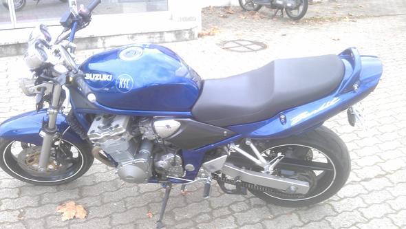 Seitlich - (Suzuki, Kaufberatung, Bandit)